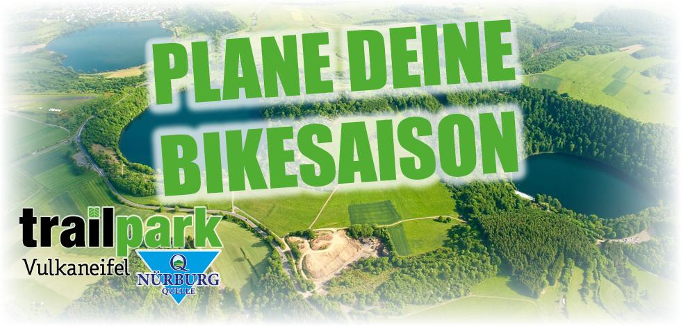 Plane deine Bikesaison