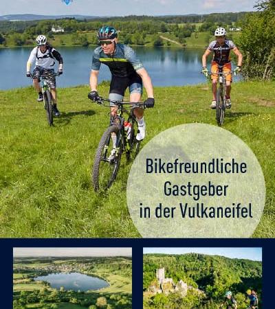 Broschüre Bikefreundliche Betriebe